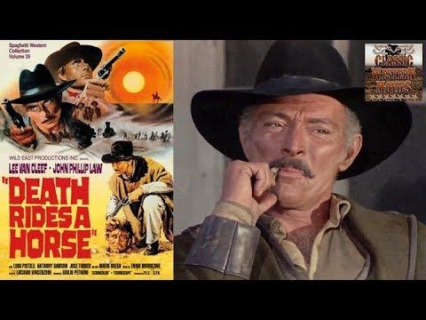 Death Rides A Horse (Da Uomo A Uomo)   1967   Full Spaghetti Western