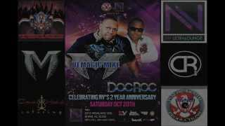 Dj Magic Mike & Doc Roc // NV Ultrlounge 2yr Anniversary // Sat Oct 20th