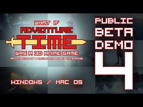 """What if """"Adventure Time"""" was a 3D Anime Game (Public Beta 4 Demo) from YouTube · Duration:  1 minutes 51 seconds"""