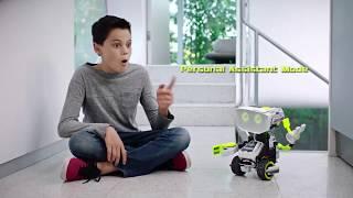 M.A.X.  Robot by Meccano