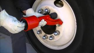 Torque Multiplier Lug Nut Remover Demo | Cheater Wrench™