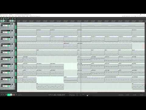 Artificial Gravity - Original Electronica Music Composition Made with Reaper DAW