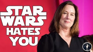 The Star Wars Agenda BACKFIRES - Kathleen Kennedy's True Plan Exposed
