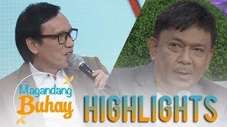 Magandang Buhay: Rico J. Puno and Rey Valera's past