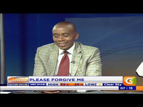 Power Breakfast: Why DP Ruto's name was omitted in the state of the nation address - Wamatangi