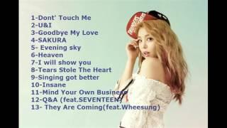 Ailee Best Song