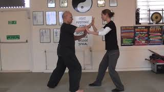 Basic Push Hands