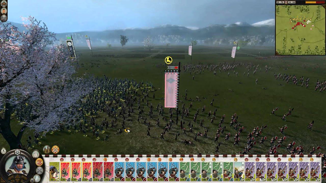 Скачать мод на shogun 2 total war