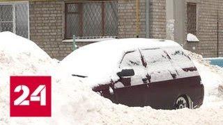 Потепление затянется: циклон перегрел Европейскую Россию - Россия 24
