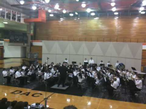 LMS 7th Grade Band - First Selection
