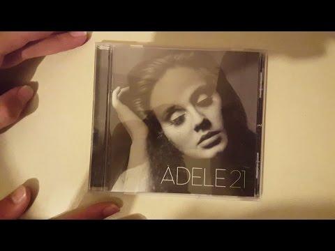Adele - 21 Unboxing CD