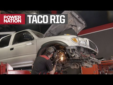 Tacoma Trail Rig Transformation - XOR S6, E6
