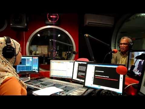 MIA Conference 2013   Bernama Radio 24 Interview  with Datuk Mohd Nasir Ahmad, Conference Chairman