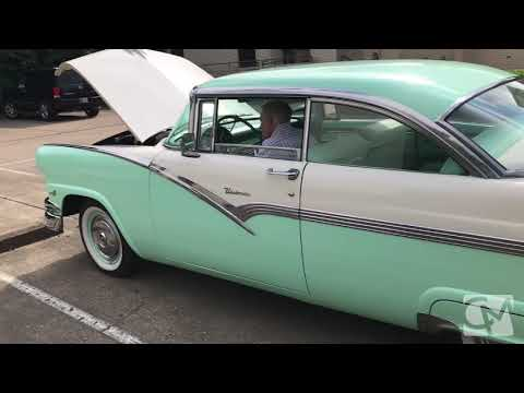 1956 FORD FAIRLANE VICTORIA 2 DOOR HARDTOP