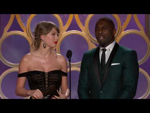 Taylor Swift - Golden Globe Awards 2019 Mp3
