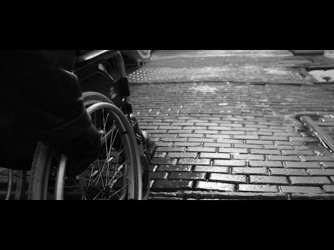 Социальный эксперимент : доступная среда для инвалидов
