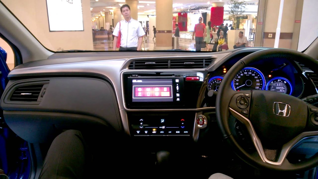 Honda city 2014 v spec hu