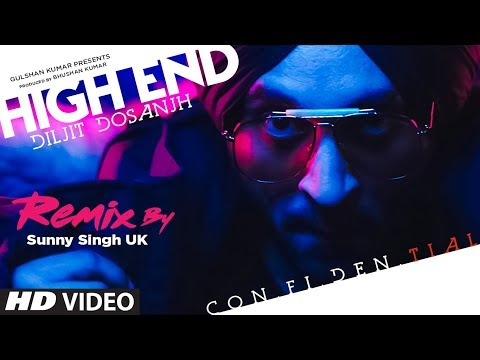 High End Remix: Diljit Dosanjh (Full Song) Snappy | DJ Sunny Singh UK | Latest Punjabi Songs 2019