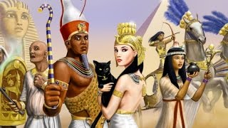 Egypt, Сult of cats in ancient Egypt