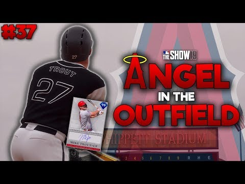 signature-trout-debut!!-angel-in-the-outfield-#37!-mlb-the-show-19-diamond-dynasty