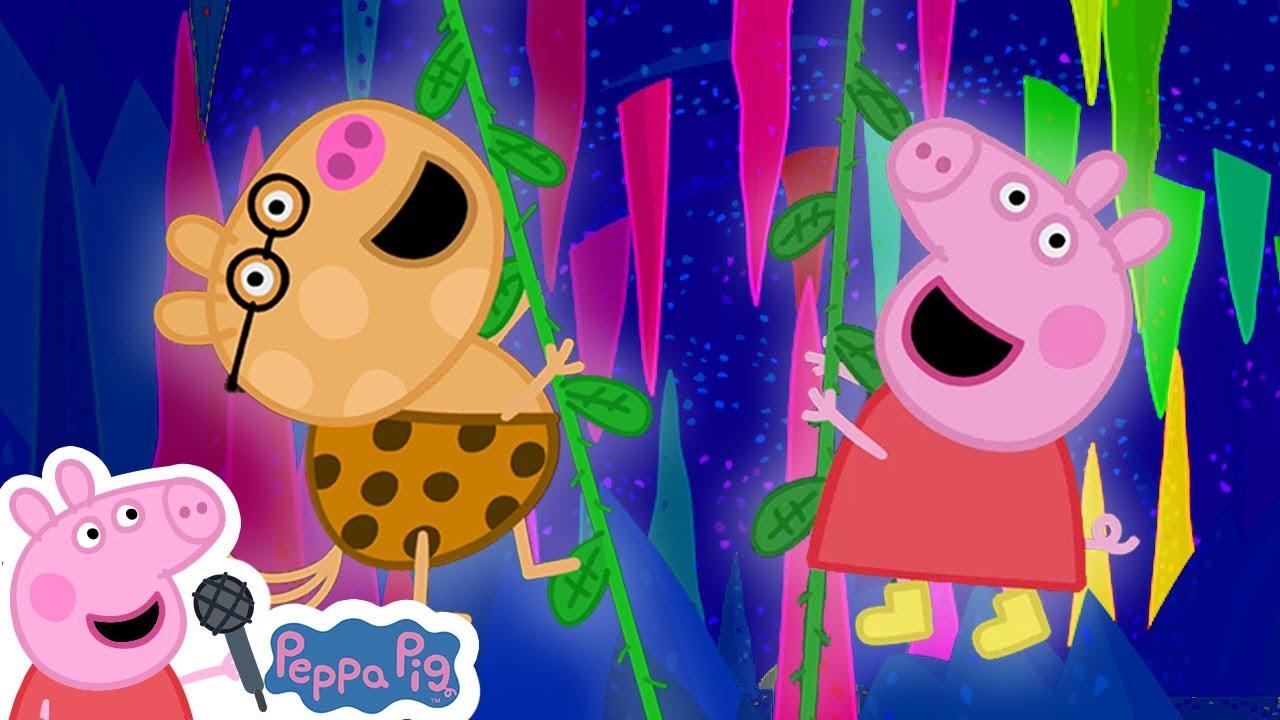 Animal Dance Song  | Peppa Pig Songs | Peppa Pig Nursery Rhymes & Kids Songs