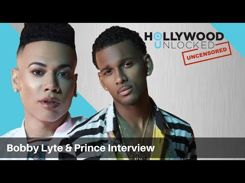 Bobby Lyte & Prince talk Gay Rights in Hip-Hop on Hollywood Unlocked [UNCENSORED]
