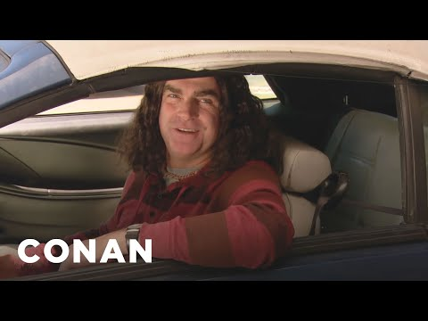 Colorado's Drive-Thru Pot Dispensary Is Causing Some Confusion  - CONAN on TBS