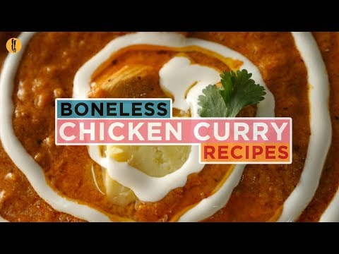 Boneless Chicken Curry Recipes By Food Fusion Food Fusion Video