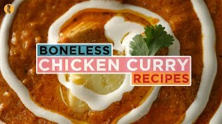 Boneless Chicken Curry  Recipes By Food Fusion