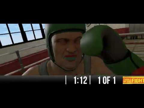 Лучший БОКС на ПК The Thrill Of The Fight  VR Boxing  Russian Underground 2019-2020 С Наступающим !