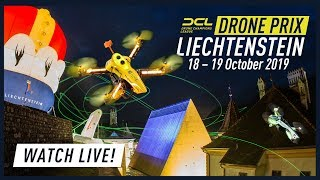 Game TV Schweiz - DCL Drone Grand Prix Liechtenstein 2019: Race 2 Live
