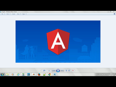 Angular Installation and creating a simple Hello World program (Angular 4) - #1