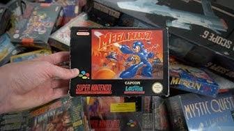 Meine Wertanlage: Super Nintendo