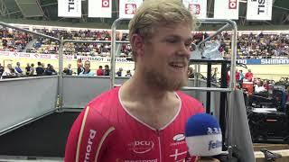 Julius Johansen om bronzemedaljer ved VM 2019