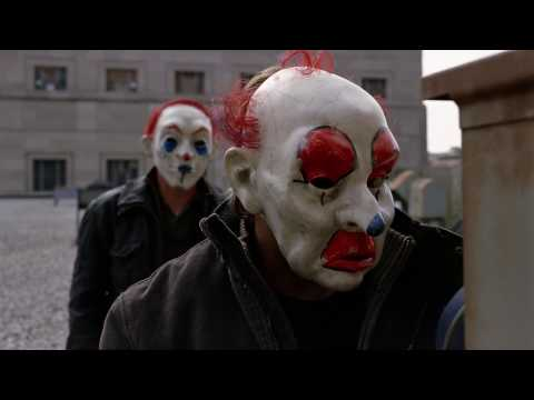 Bank Heist (Joker) | The Dark Knight [IMAX]