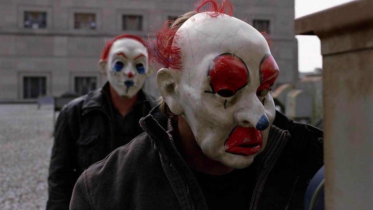 Download Bank Heist (Joker) | The Dark Knight [IMAX]