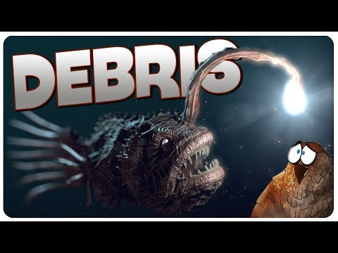 DEEP SEA SURVIVAL In The FROZEN ARCTIC | DEBRIS Gameplay (Beta Demo)