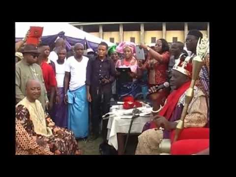 Chieftaincy Installation of Hon Polly Ubah Part 2