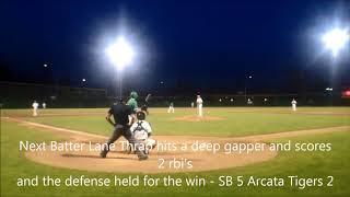 SB vs Arcata 14 innings