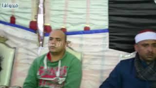 بالفيديو : سكرتير عام القليوبية يشارك فى عزاء شهيد الواجب بسيناء