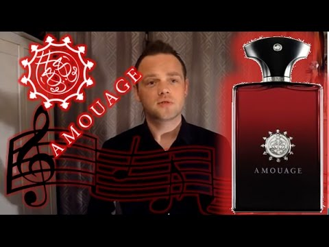 "Amouage ""Lyric Man"" Fragrance Review"