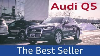 2019 Audi Q5 | The Class Leader in Luxury Crossovers