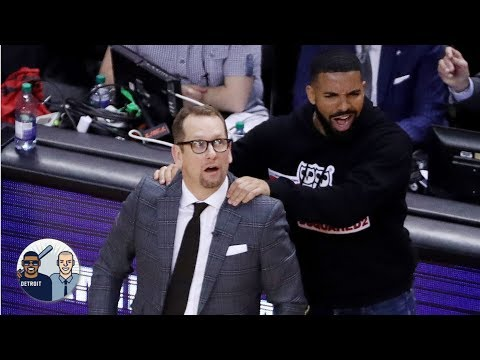 The Morning Rush with Travis Justice and Heather Burnside - Drake's Love Affair With Raptors Now Includes Back Rubs For Nick Nurse