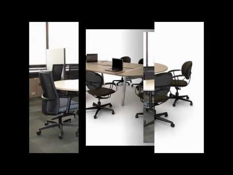 office furniture - Conference table chairs