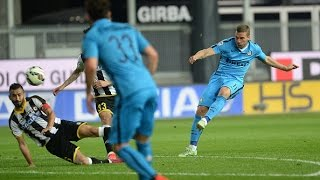 Video Gol Pertandingan Inter Milan vs Udinese