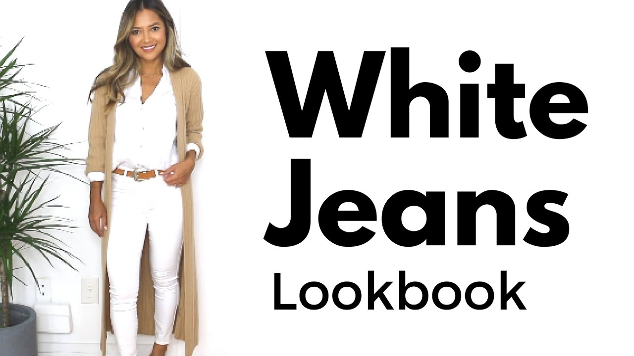 3359edc7391f White Jeans Lookbook