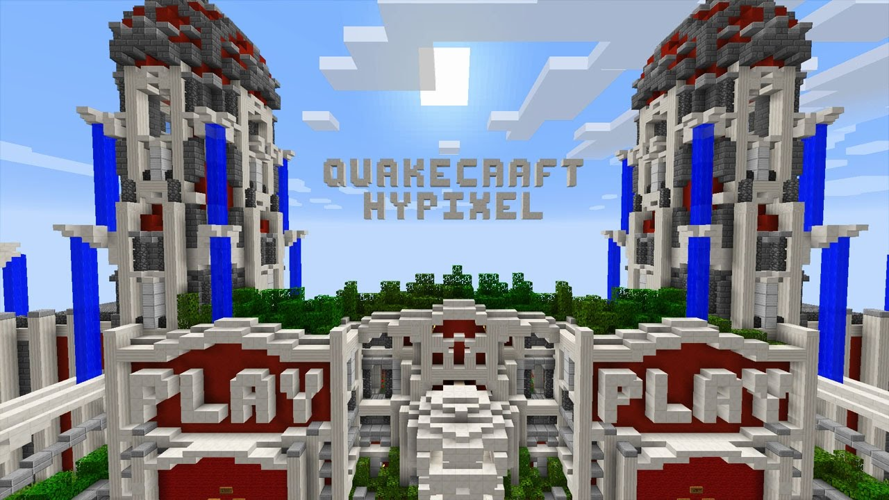 Weihnachtskalender Minecraft.Quakecraft Minecraft Shooter Minecraft Adventskalender 05