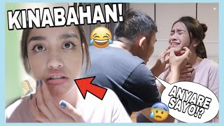 INTENSE ALLERGIC REACTION PRANK!