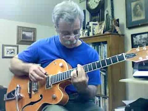 Pete Miserendino Solo Guitar/Stardust/Hoagy Carmichael