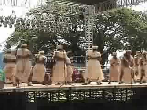Pacific Arts Festival - Wallis and Futuna